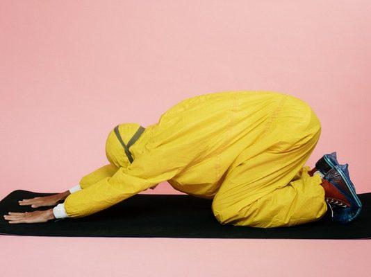 Yoga for Coronavirus Treatment