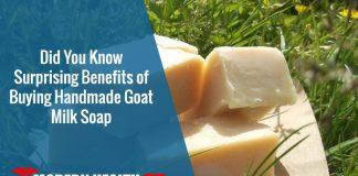 buy handmade goat milk soap