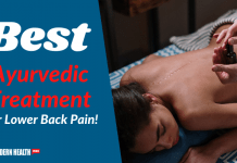 Best Ayurvedic Treatment for Lower Back Pain!