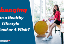 Changing to a Healthy Lifestyle- A Need or A Wish