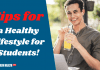 Tips for a Healthy Lifestyle for Students!