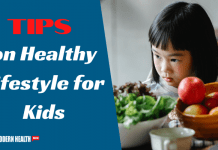 Tips on Healthy Lifestyle for Kids