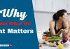 Why Does What We Eat Matters