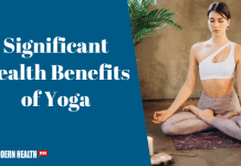 Significant Health Benefits of Yoga