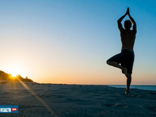 Start Yoga for Men
